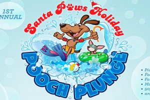 Santa Paws Holiday Pooch Plunge