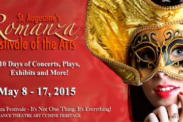 St. Augustine's Romanza Festivale of the Arts