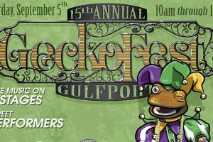 15th Annual GeckoFest 2015