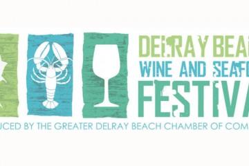 4th Annual Delray Beach Wine & Seafood Festival