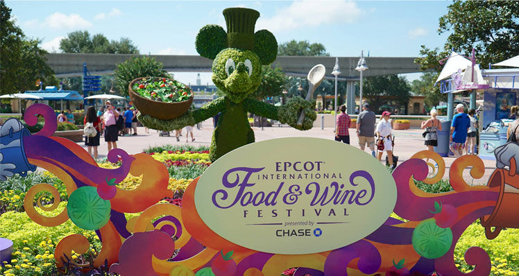 Epcot® International Food and Wine Festival