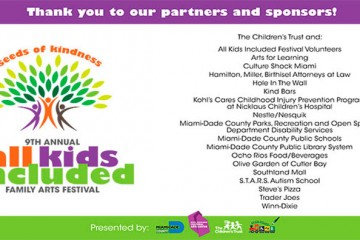 9th Annual All Kids Included Festival