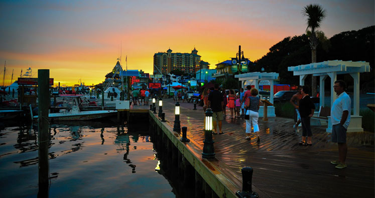 37th Annual Destin Seafood Festival