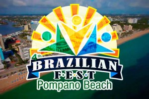 The 4th Brazilian Festival of Pompano Beach 2015