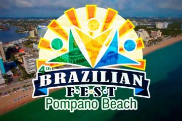 The 4th Brazilian Festival of Pompano Beach 2015