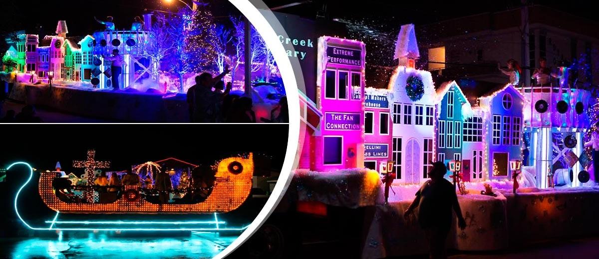 Stuart Christmas Parade 2015