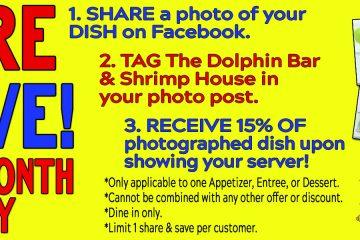 JULY: Share & Save!